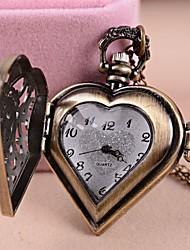 Pentru femei Bărbați Unisex Ceas Sport Ceas de buzunar Ceas La Modă Ceas de Mână Quartz Aliaj Bandă Charm Casual Multicolor