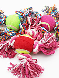 Cat Toy Dog Toy Pet Toys Ball Cute Rope Cotton