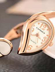 Mulheres Crianças Relógio de Moda Bracele Relógio Único Criativo relógio Relógio Casual Chinês Quartzo Impermeável Aço Inoxidável Banda