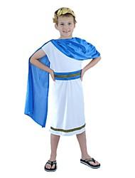 Disfraces de Cosplay Ropa de Fiesta Cuento de Hadas Diosa Cosplay Festival/Celebración Disfraces de Halloween Cosecha Vestidos Chal