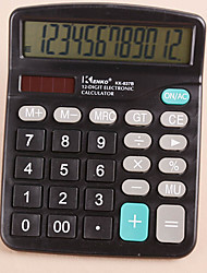12 Digit Large Screen Calculator Fashion Computer Financial Accounting