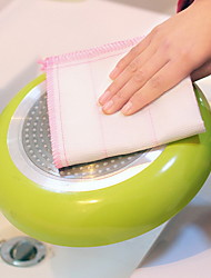 Oil-sucking Brush Bowl Cotton Washing Towel Kitchenware Cleaning Cloth