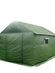 > 8 pessoas Travesseiro Inflável Tenda Automática Barraca de acampamento 2000-3000 mm Outros Material Acampar e Caminhar-Acampar e