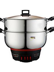 Cuisine Alliage d'aluminium 220V Instant Pot Food Steamers