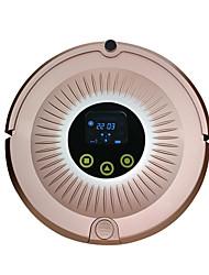 Robot Vacuum FR-sunflowerMouillage humide Mouillage humide et sec Télécommande Rechargement automatique Evite de Tomber Mur Virtuel