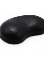 EXCO MSP020 10.5 * 7 * 2CM Hand Pillow Anti-Skid Pad PU Water Wash Mouse Pad Wrist