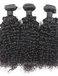 Tissages de cheveux humains Cheveux Brésiliens Très Frisé 12 mois 1 Pièce tissages de cheveux