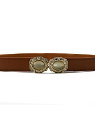 Ladies Fashion Casual Simple Elastic Belt