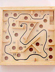 Board Game Square Wooden