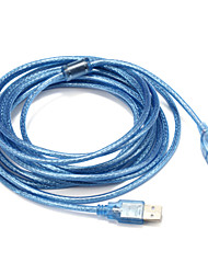 USB 2.0 Адаптер, USB 2.0 to USB 2.0 Адаптер Male - Female 5.0m (16ft)