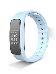 HHY New I6Hr Heart Rate Monitoring Large Screen Touch Message Push Wechat Sports Call Reminder Remote Camera Smart Bracelet Android IOS