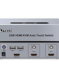 HDMI 1.4 Sdoppiatore, HDMI 1.4 to HDMI 1.4 USB 2.0 Sdoppiatore Femmina/femmina