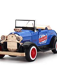 Convertible con luz de aleación de coches puerta de música de color rondon