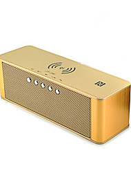 28QI Bluetooth 4.0 Lautsprecher Gold Schwarz