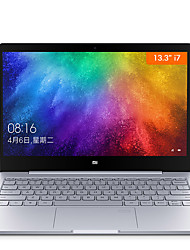 Xiaomi laptop air13 sensor de impressão digital 13.3 polegadas intel i7-7500u 8gb ddr4 256gb pcie ssd windows10 mx150 2gb gddr5