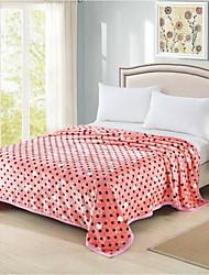 Super Suave Geometrico Mistura de Algodão cobertores