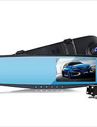 Generalplus (Taiwán) Full HD 1920 x 1080 DVR coche 4'3 Pulgadas Pantalla 1024 Cámaras de salpicadero
