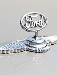 Aigle standard de voiture automobile marqué pour Ford