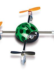 Drone SJ  R/C LadybirdV2 4 canali Giravolta In Volo A 360 GradiQuadricottero Rc Telecomando A Distanza Cavo USB 1 Pila Per Drone Manuale