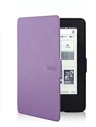 oso tímido ™ caso de la cubierta del cuero del estilo delgado de 6 pulgadas de nuevo enciende 2014 (kindle 7) ebook amazon