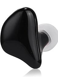 Cwxuan X1 In Ear Wireless Headphones Piezoelectricity Plastic Mobile Phone Earphone Mini Headset