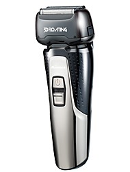 SEEKO S301 Electric Shavers Water Resistant Adjustable Angles Long Lasting Battery Lightweight Detachable Slim