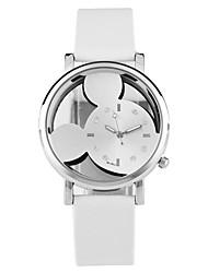 XU Woem's Skeleton Lovely Casual Wrist Watch