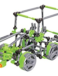 Kit de Bricolage Modèle d'affichage Blocs de Construction Jouet Educatif Pour cadeau Blocs de Construction AutomatiquePlastique Acétate /