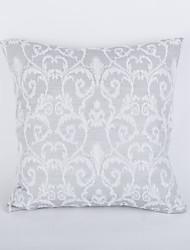 jacquard cushion-White Opal