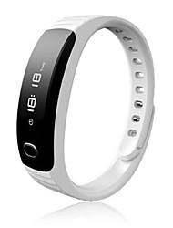 Men's Smart Watch Fashion Watch Digital Silicone Band Black White