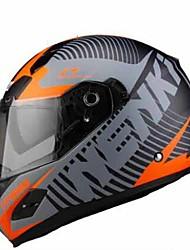 Nenki 856  Motorcycle Helmet Winter Warm Anti-Fog Motorcycle Motorcycle Helmet Double Mirror Running Helmet Men And Women