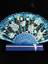 Вентиляторы и зонтики-1 Шт./набор Пьеса / Установить Веера Свадьба Кружева
