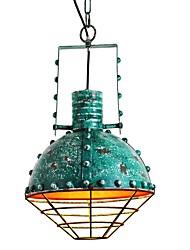 Lampe suspension artisanale de personnalité l