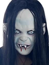 Artigos de Halloween Baile de Máscara Zombie Fantasias Festival/Celebração Trajes da Noite das Bruxas Vintage MáscarasDia Das Bruxas