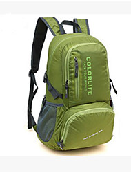 Unisex Borsa da palestra e borsone Nylon Per tutte le stagioni Uso professionale Campeggio e hiking Arrampicata Rotondi CernieraVerde