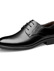 Men's Oxfords Amir's Formal Shoes Comfort Leather Office & Career Business Style Walking