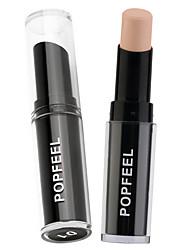 1pcs esconder defeito pro longa duração rosto facial cuidado contorno concealer vara maquiagem base umidade pele branqueada