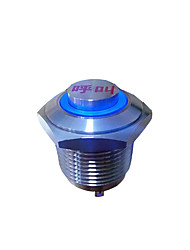 Outside Diameter 60mm Building Access Elevator Dedicated Metal Button Switch