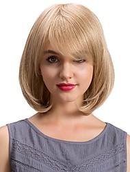 Fresh Exquisite BoBo Human Hair Wigs