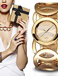 Жен. Спортивные часы Нарядные часы Модные часы Наручные часы Уникальный творческий часы Китайский Кварцевый Секундомер Ударопрочный