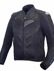 BENKIA JW22 Motorcycle Jacket Titanium Alloy Spring And Summer Mesh Breathable Riding