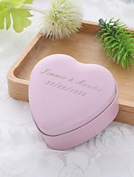 10 Фавор держатель-В форме сердца Металл Коробочки Горшки и банки для конфет