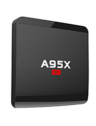 A95X RK3229 Quad-Core Cortex-A7 Android TV BoxRAM 1GB ROM 8GB WiFi 802.11b