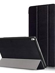 Cubierta del caso de la PU para el lenovo tab4 tab 4 10 más x704f tb-x704f tab4-x704n tb4-x704 con el protector de la pantalla