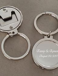 Alliage de zinc Porte-clée pour Invitée-Pièce / Set Thème classique Mode