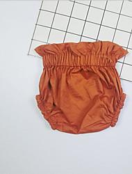 Mädchen Shorts einfarbig Sommer