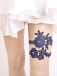 Garter Elastic Flower(s)