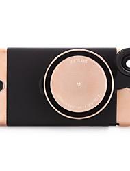 Объективы для смартфонов ztylus 0.45x широкоугольный 10x макро-объектив с рыжим глаз для iphone6 / 6s