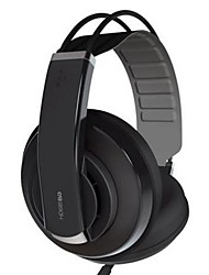 Superlux HD681EVO Cinta Con Cable Auriculares Dinámica Aluminum Alloy Pro Audio Auricular Aislamiento de ruido DE ALTA FIDELIDAD