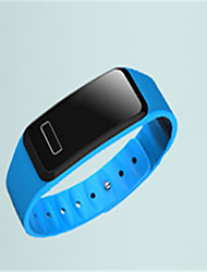 Men's Smart Watch Fashion Watch Digital Silicone Band Black Blue Red Green Purple